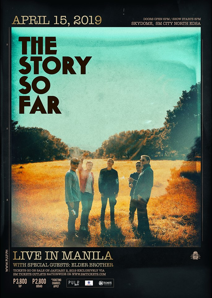 the story so far manila