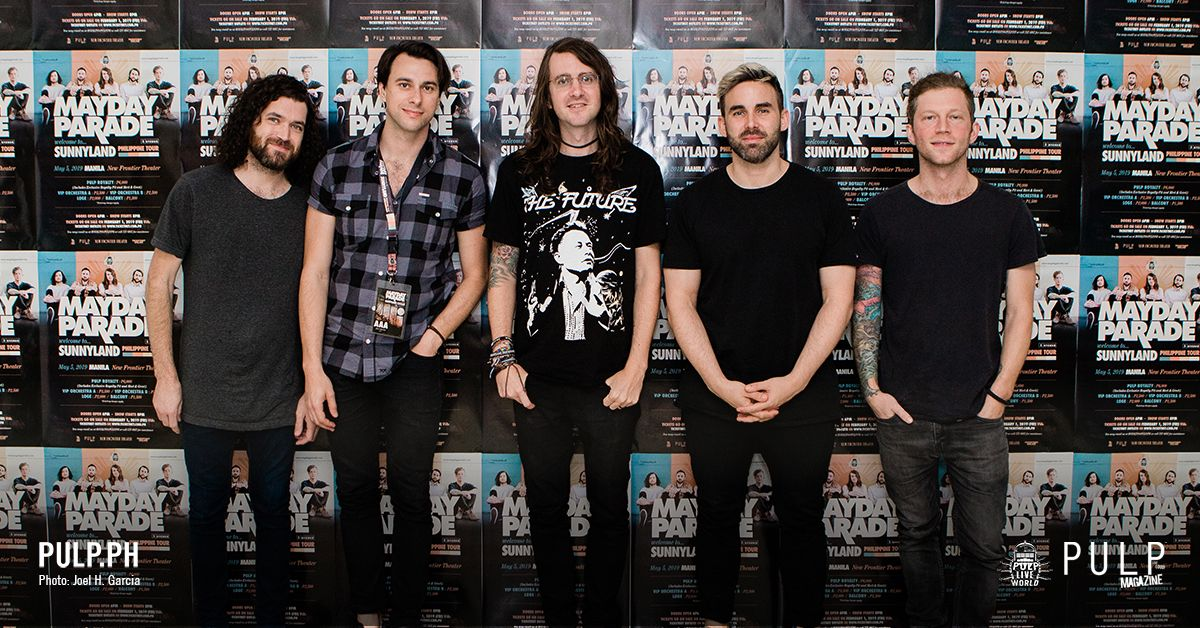 Mayday Parade - Welcome to Sunnyland MNL