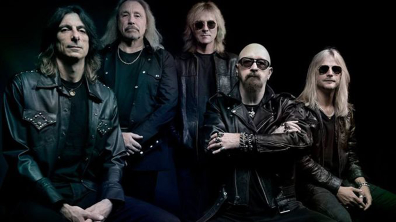 Judas Priest To Celebrate '50 Heavy Metal Years' with First Official Book -  PULP Live World